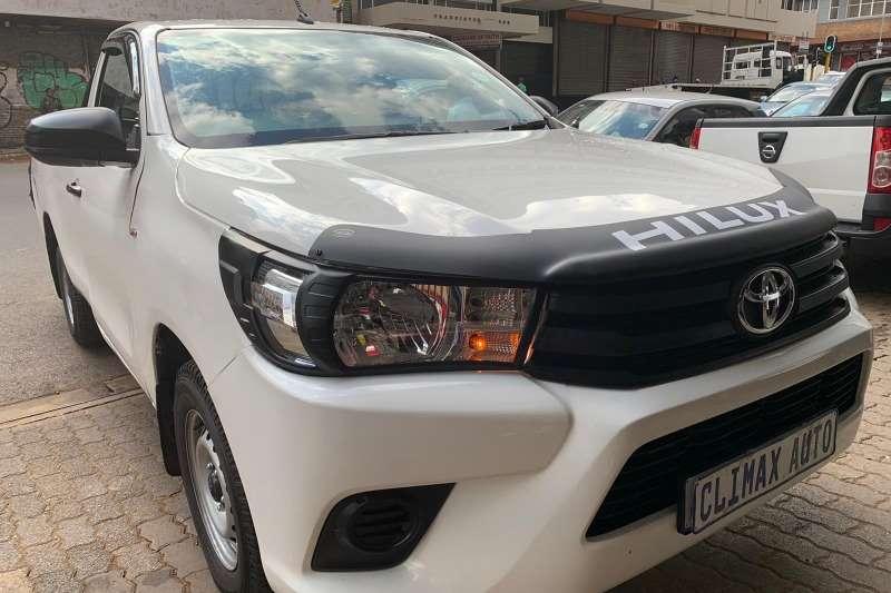 Toyota Hilux 2.0 VVTi 2018