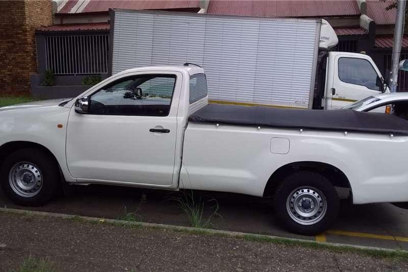 Used 2014 Toyota Hilux