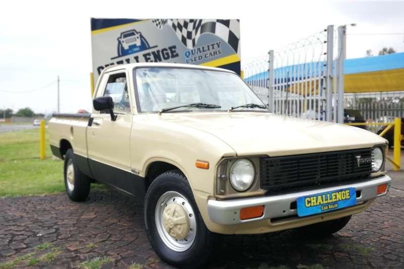 Toyota Hilux 2.2 D 1982