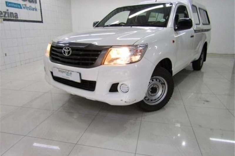 Toyota Hilux 2 2015