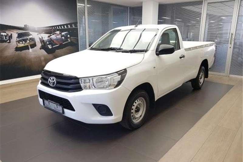 Toyota Hilux 2 2017