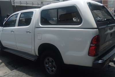Toyota Hilux 2.4 2010