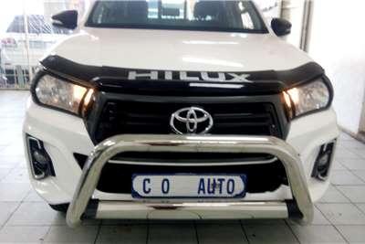 Toyota Hilux 2.4 2017