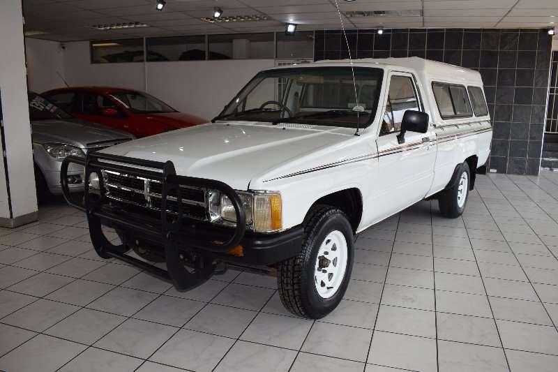 Toyota Hilux 2.4 D S/c 1989