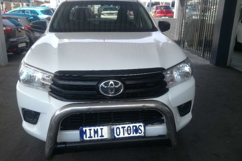 Toyota Hilux 2.4 Gd6 2017