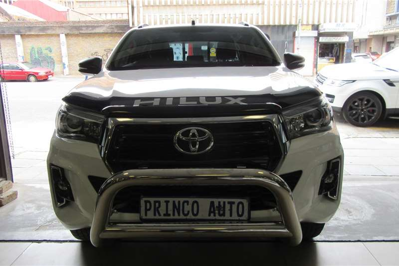 Toyota Hilux 2.4 GD6 Double Cab 2017