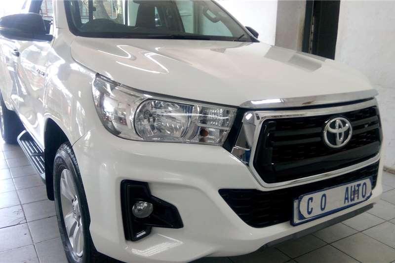 Toyota Hilux 2.4 SRX 2019