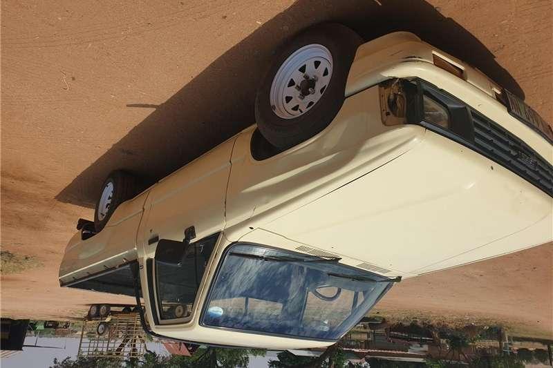 Toyota Hilux 2.4GD 1990