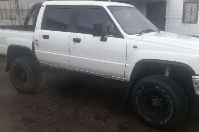 Toyota Hilux 2.4GD 1991