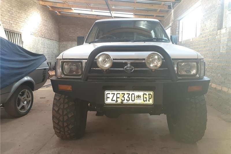 Toyota Hilux 2.4GD 1996