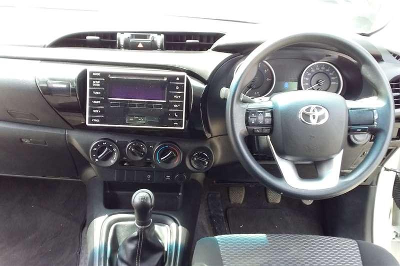 Toyota Hilux 2.4GD 2016