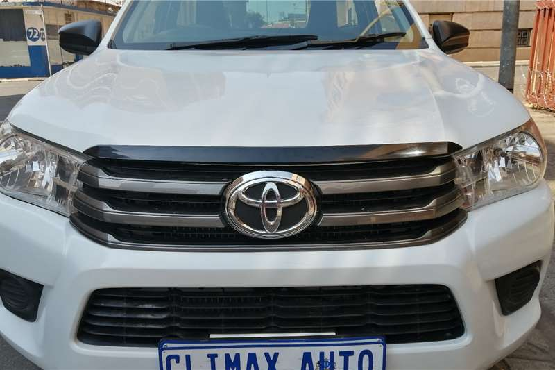 Toyota Hilux 2.4GD 2017