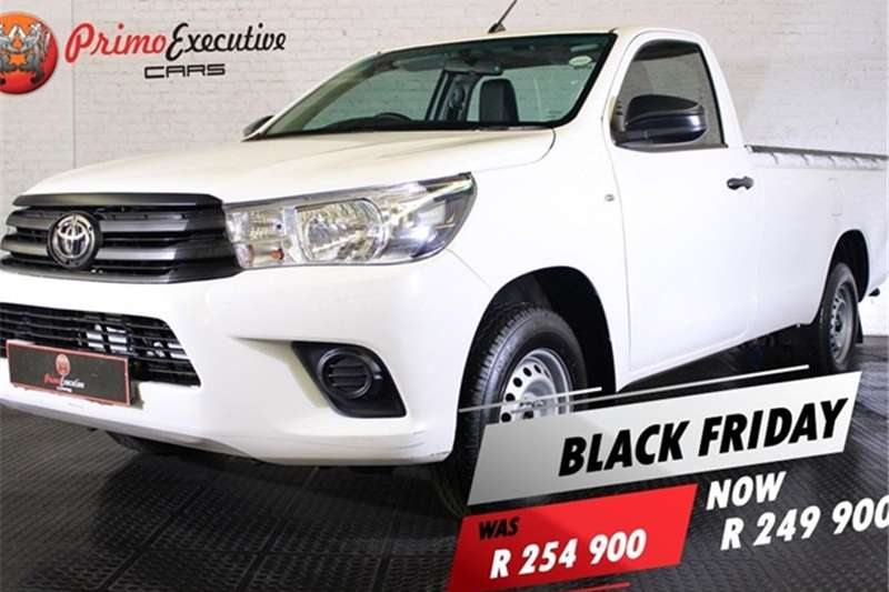 Toyota Hilux 2.4GD 2018
