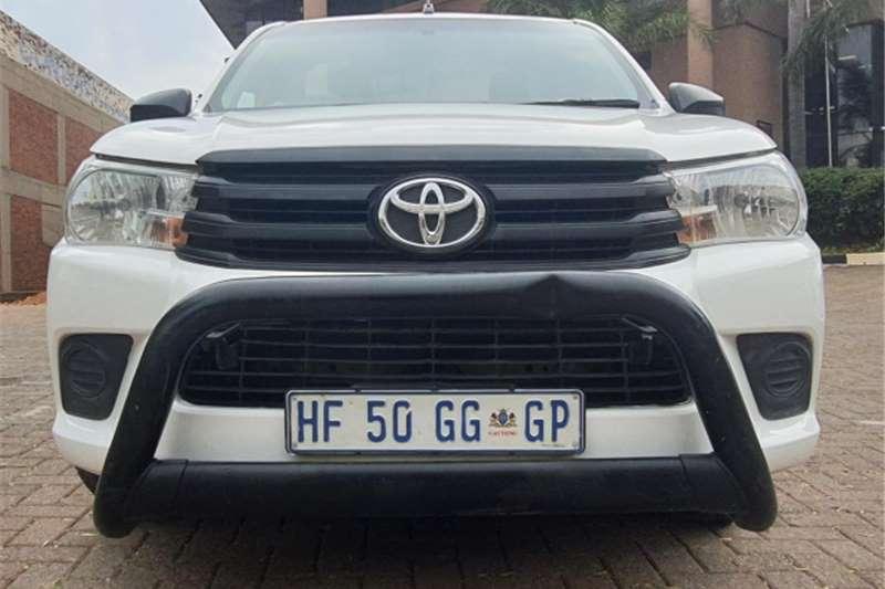 Toyota Hilux 2.4GD 2018