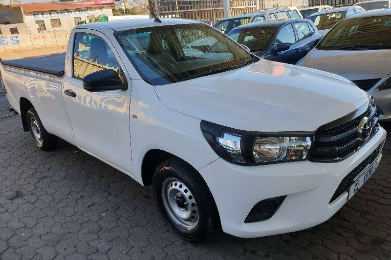 Used 2018 Toyota Hilux 2.4GD