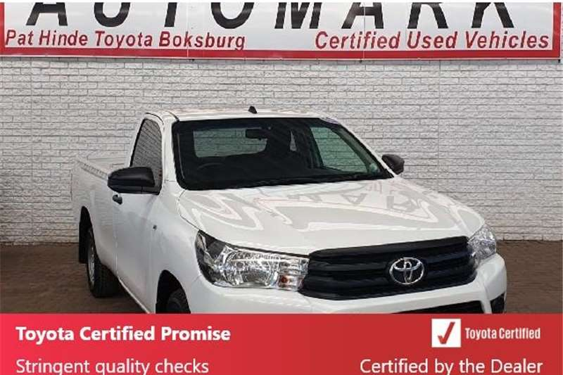 Toyota Hilux 2.4GD 2019