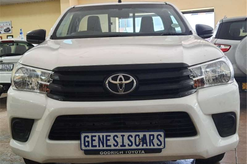 Used 2019 Toyota Hilux 2.4GD