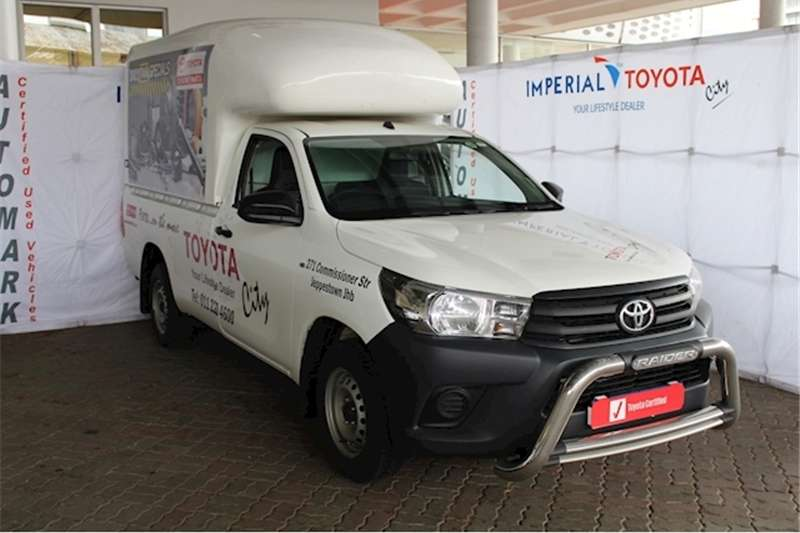 Toyota Hilux 2.4GD 2020