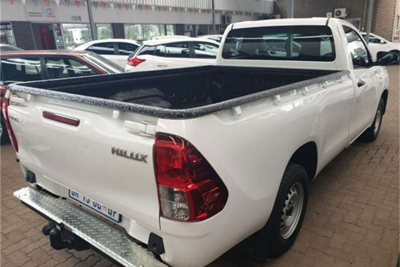 2020 Toyota Hilux Hilux 2.4GD
