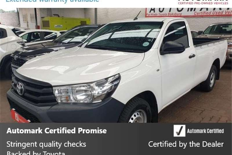 Toyota Hilux 2.4GD 2020