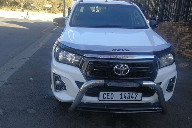 Toyota Hilux 2.4GD 6 2016