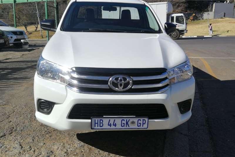 Used 2017 Toyota Hilux