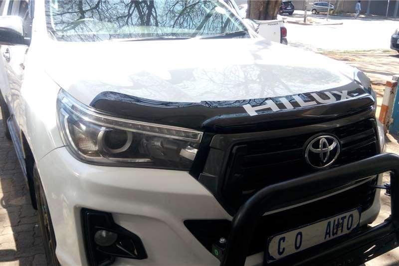 Toyota Hilux 2.4GD 6 2019