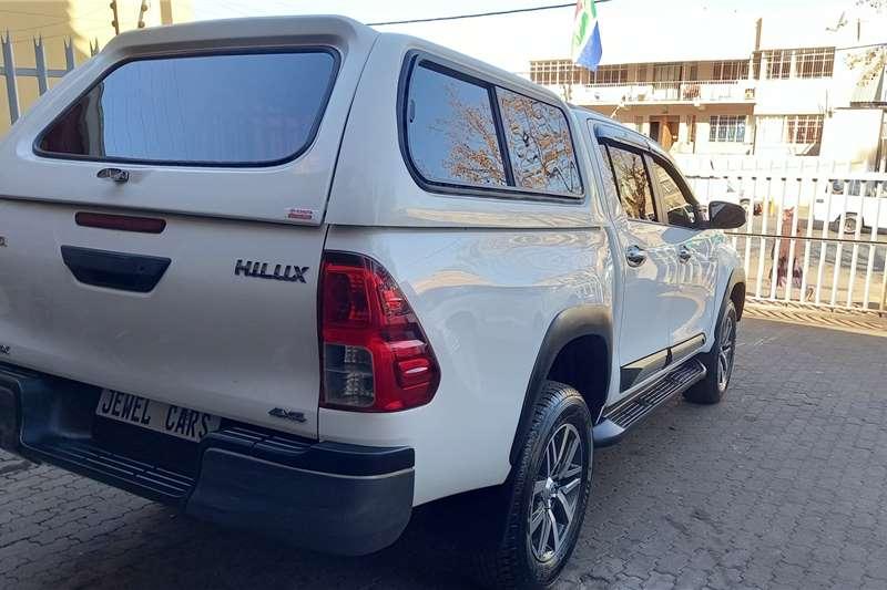 Used 0 Toyota Hilux