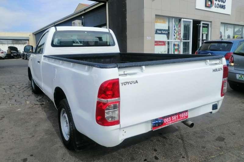 2015 Toyota Hilux Hilux 2.4GD-6 4x4 SR