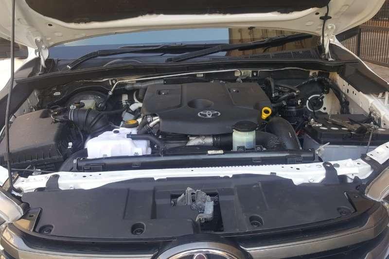 Used 2016 Toyota Hilux 2.4GD 6 4x4 SR