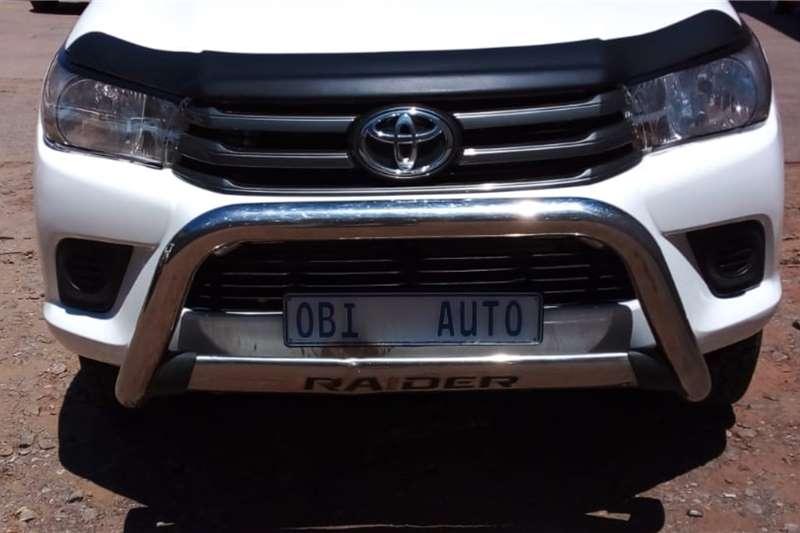 Used 2017 Toyota Hilux 2.4GD 6 4x4 SR