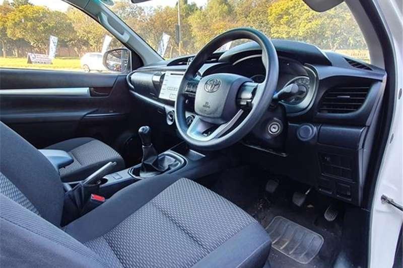 Toyota Hilux 2.4GD-6 4x4 SR 2018