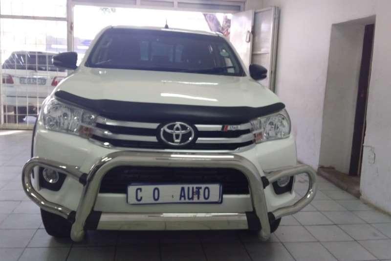 Toyota Hilux 2.4GD 6 4x4 SR 2018
