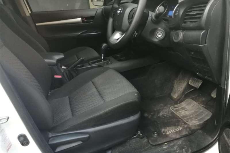 Toyota Hilux 2.4GD 6 4x4 SR 2019