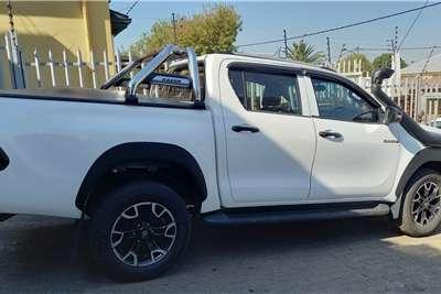 Used 2019 Toyota Hilux 2.4GD 6 4x4 SR
