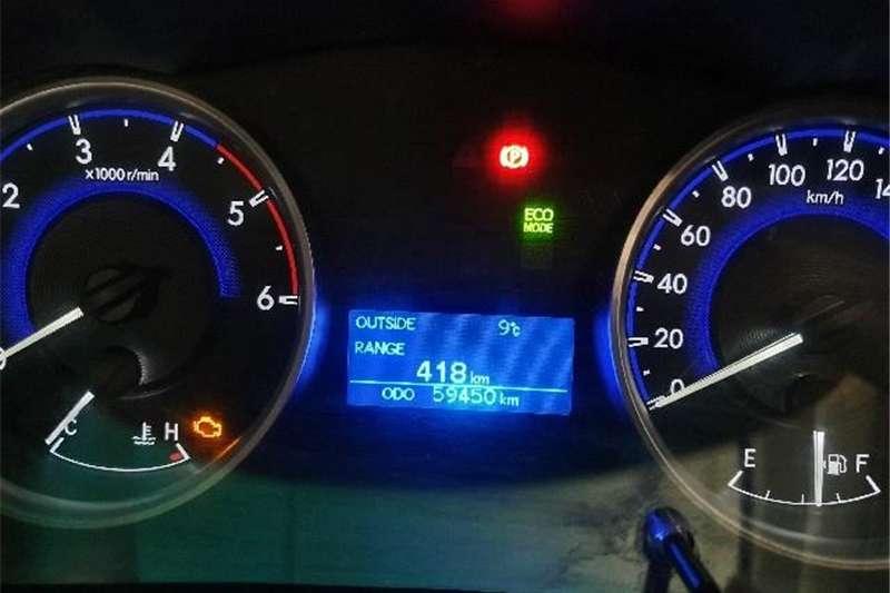 Toyota Hilux 2.4GD-6 4x4 SRX 2017