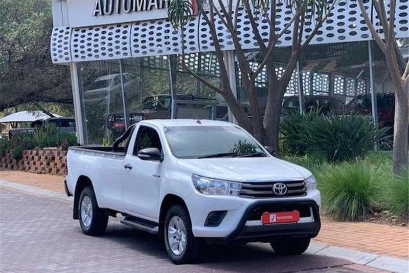 Toyota Hilux 2.4GD 6 4x4 SRX 2017