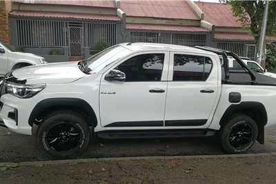 Used 2017 Toyota Hilux 2.4GD 6 4x4 SRX