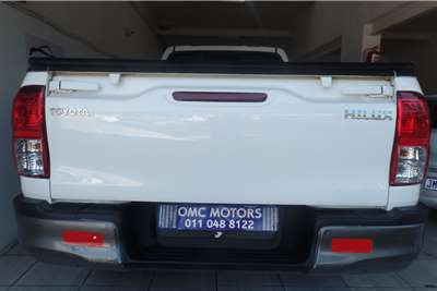 2018 Toyota Hilux Hilux 2.4GD-6 4x4 SRX