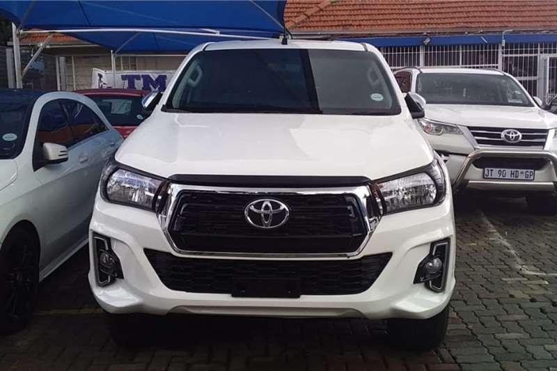 Used 2018 Toyota Hilux 2.4GD 6 4x4 SRX