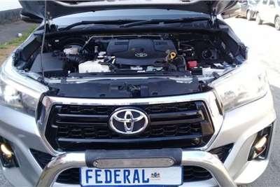 2019 Toyota Hilux Hilux 2.4GD-6 4x4 SRX