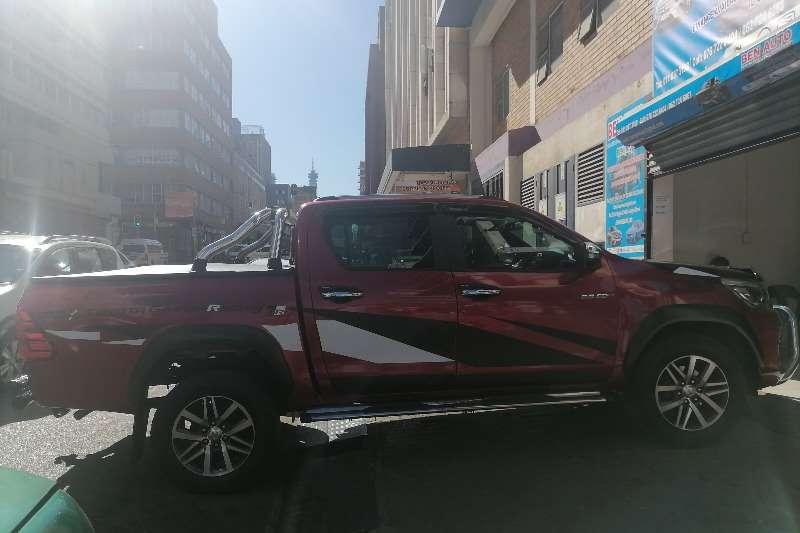 Used 2019 Toyota Hilux 2.4GD 6 4x4 SRX