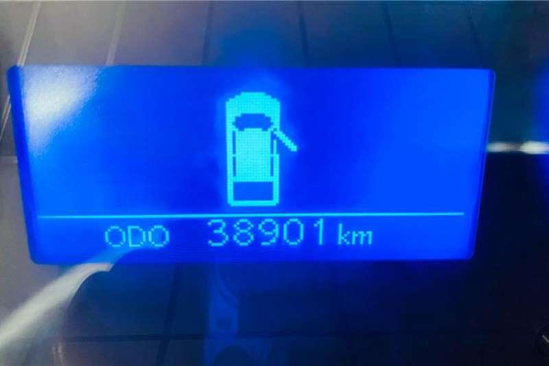 Toyota Hilux 2.4GD 6 double cab 4x4 SR 2016