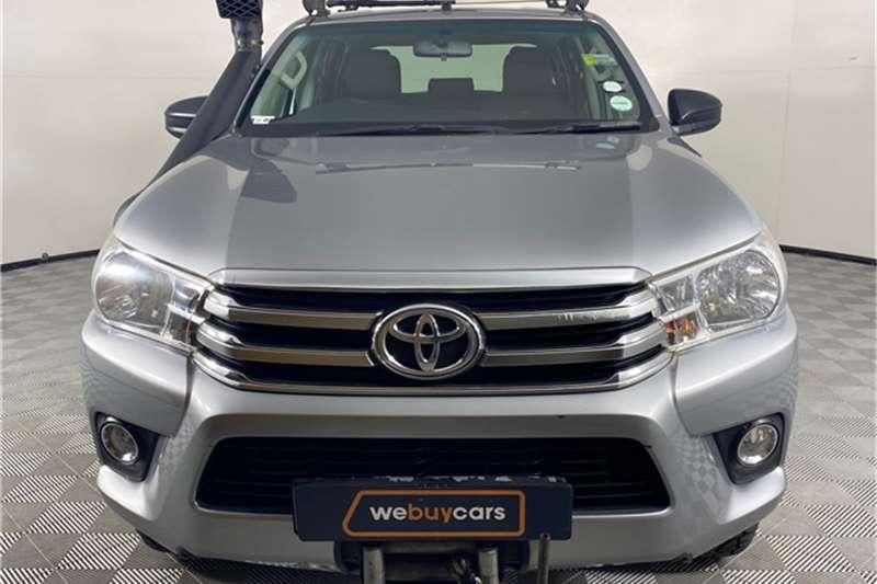 2018 Toyota Hilux Hilux 2.4GD-6 double cab 4x4 SR
