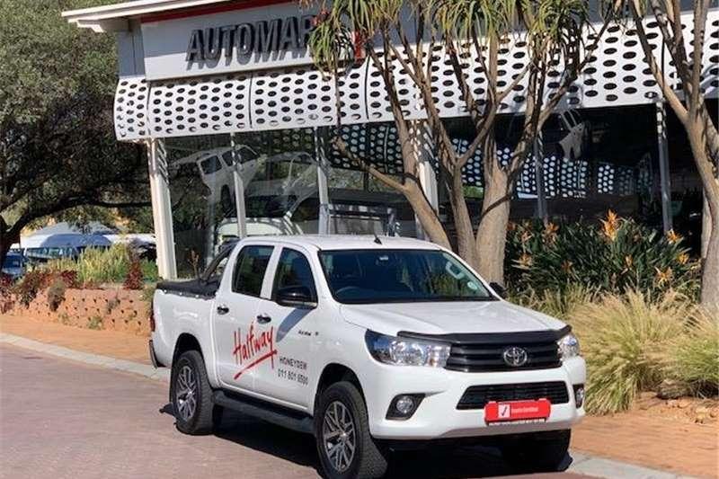 Toyota Hilux 2.4GD 6 double cab 4x4 SR 2020