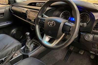 Used 2016 Toyota Hilux 2.4GD 6 double cab 4x4 SRX