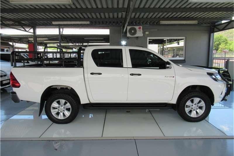 Toyota Hilux 2.4GD 6 double cab 4x4 SRX 2017