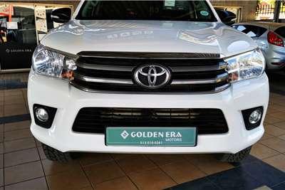 2017 Toyota Hilux Hilux 2.4GD-6 double cab 4x4 SRX