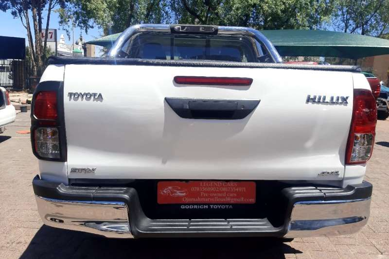 Used 2020 Toyota Hilux 2.4GD 6 double cab 4x4 SRX