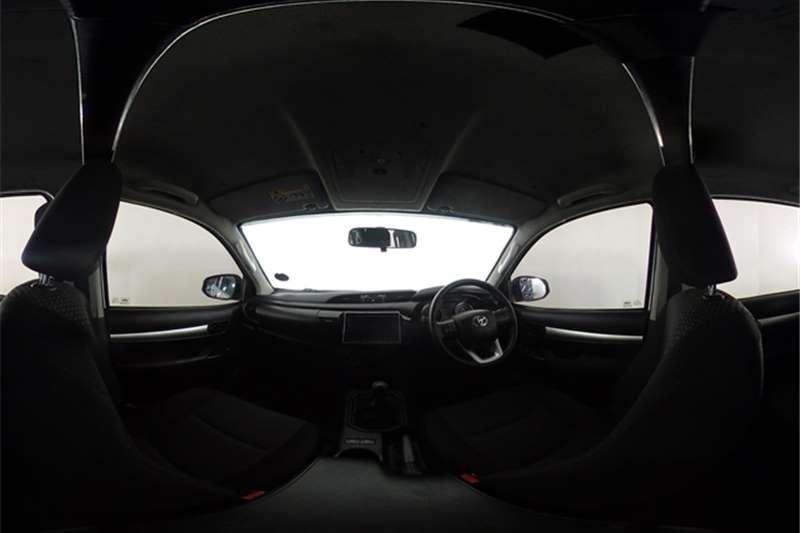 2016 Toyota Hilux Hilux 2.4GD-6 double cab SRX